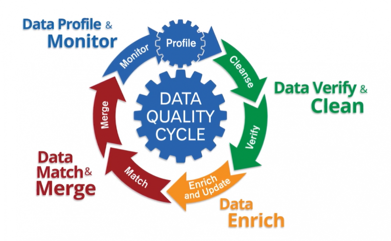 The Data Quality Life Cycle